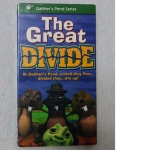 THE GREAT DIVIDE - Gaither's Pond Series VHS, 2001